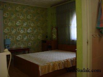 Однокомнатная квартира ул. Почтовая. Судак