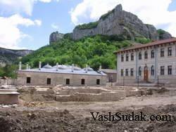 Салачик - первая столица Крымского ханства