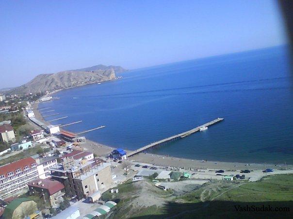 Город Судак. Фото