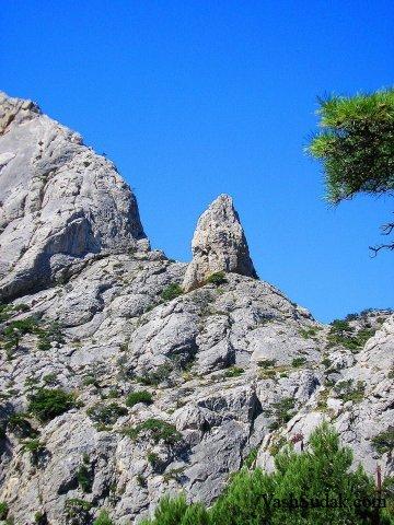 Горы Судака. Фото