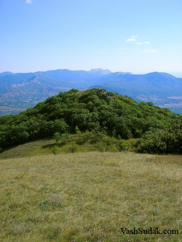 Гора Перчем