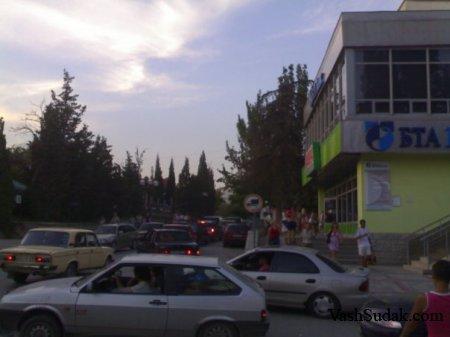 Судак Крым. Фото
