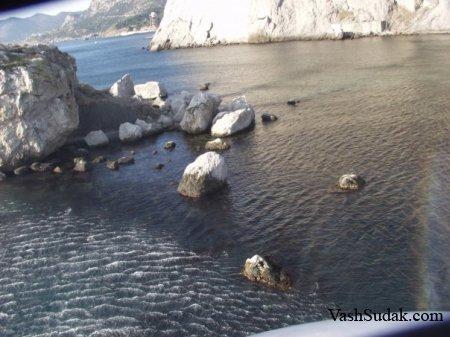Судак - климатический приморский курорт