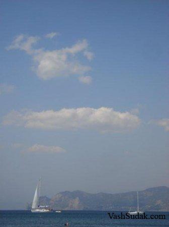 Лето в Судаке. Фото