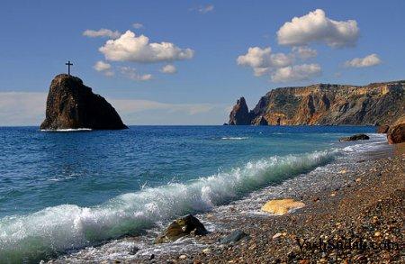 Юго-Западное побережье Крыма.