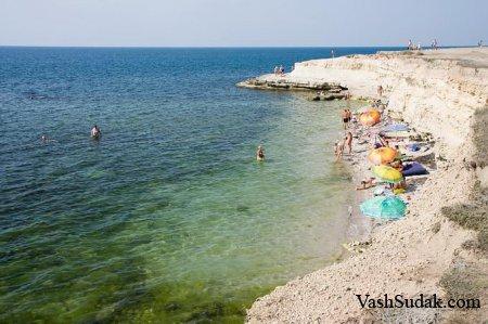 Северо-Западное побережье Крыма