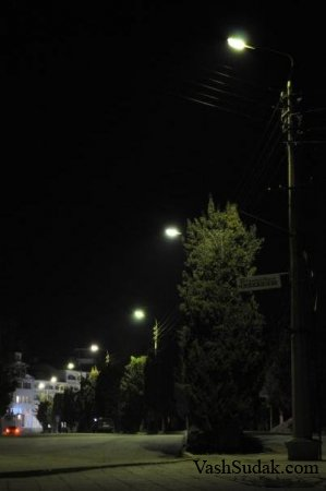 Судак Ночью