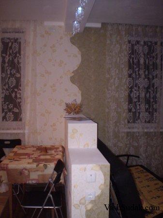 Однокомнатная квартира Судак. ул. Айвазовского