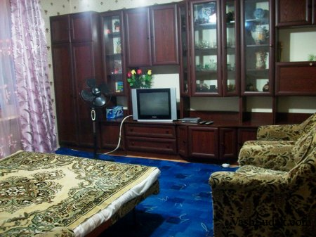 Однокомнатная квартира ул. Гагарина. Судак