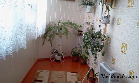 Двухкомнатная квартира на ул. Партизанская. Судак