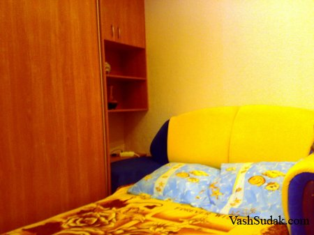 Двухкомнатная квартира ул. Партизанская. Судак