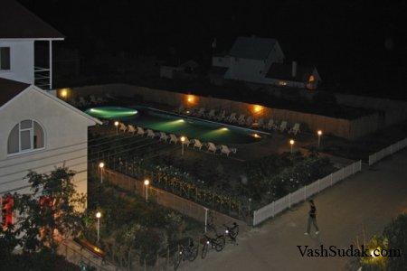 Загородный отель Вилла Эдемма. Судак