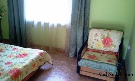 Дом у Аквапарка. Судак