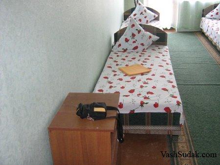 Отель Орхидея. Судак