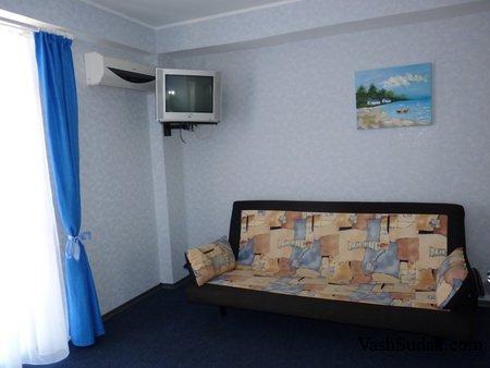 Отель Ромашка. Судак