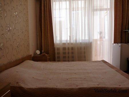 Отель Уют. Судак
