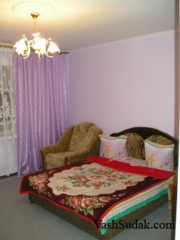 Отель Голицын. Судак