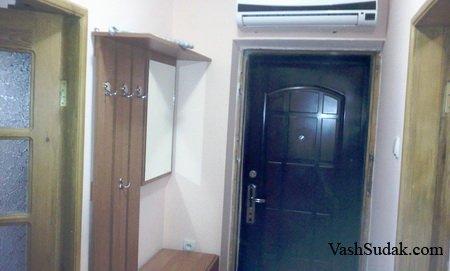 Двухкомнатная квартира в Новом Свете. Судак