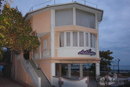 Гостиница Аквамарин. Судак