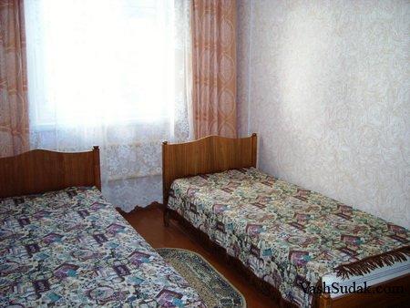 Дом на Яблоневой. Судак