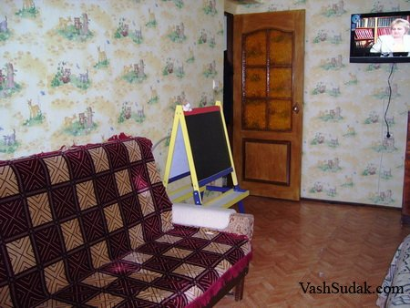 Двухкомнатная квартира ул. Серная. Судак