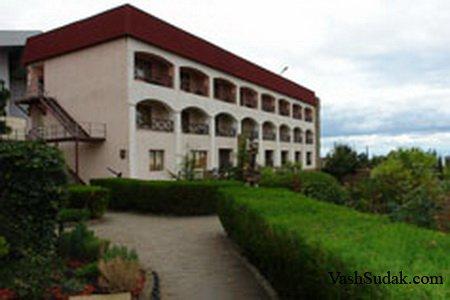 Отель Бастион. Судак