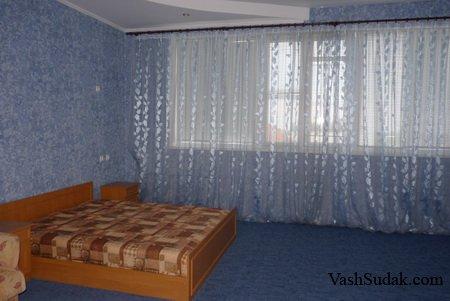 Отель Прибрежный. Судак