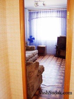 Двухкомнатная квартира на ул. Бирюзова. Судак