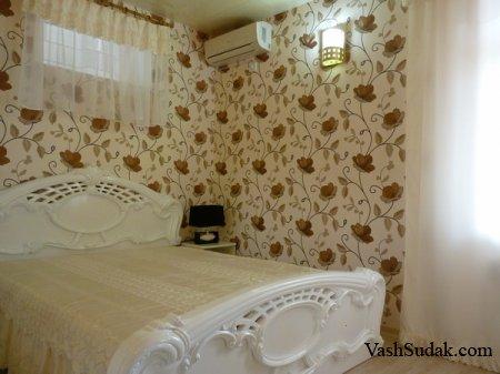 Отель Владимирский Двор. Судак