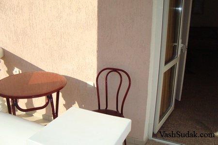 Гостиница Консул. Судак