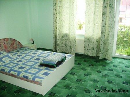 Гостиница Испания. Судак