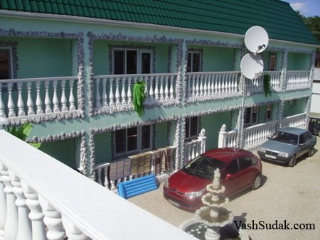 Гостиница Фаина. Судак