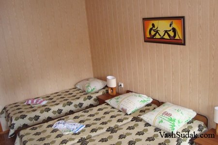 Отель Вегас. Судак