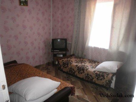 Двухкомнатная квартира ул. Ленина. Судак
