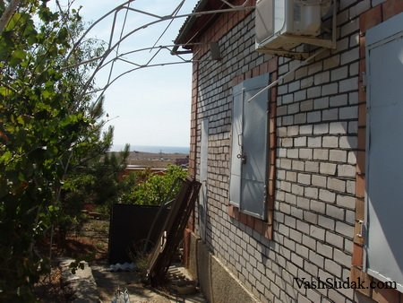 Продам Большой Дом в районе Капселя г.Судак
