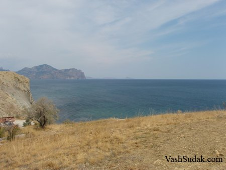 Прибрежное и Солнечная Долина. Фото