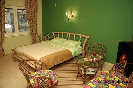 Гостиница в Зеленогорье. Крым