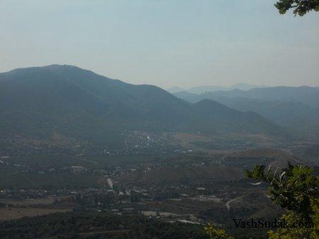 Гора Ай-Георгий. Судак