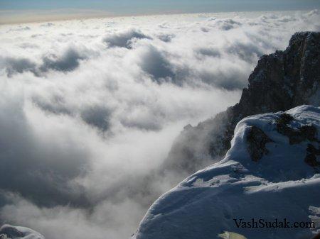 Зимний Ай-Петрий. Фото