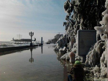 Ялта в Феврале. Фото