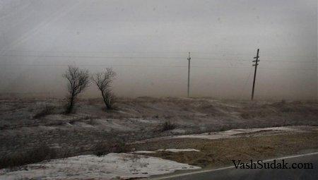 Зима Крым. Фото