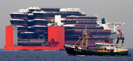 Корабль, перевозящий... корабли