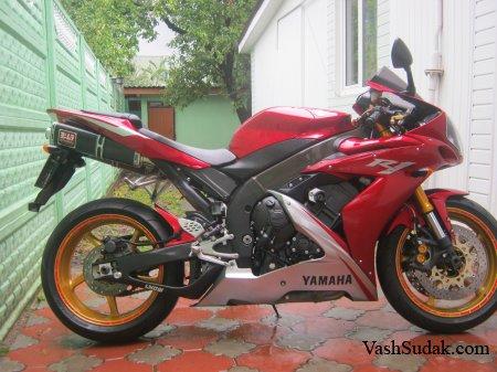 Мото жизнь с Yamaha R1