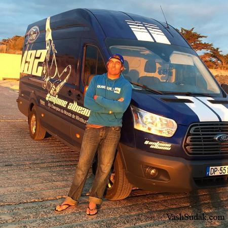 Виндсёрфер Antoine Albeau F192 выиграл еще один титул Чемпиона Мира по слалому!