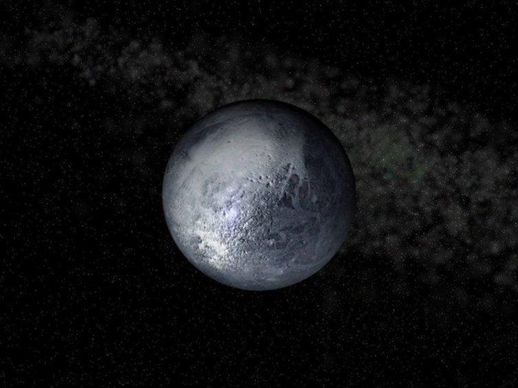 Плутон. История одной планеты...