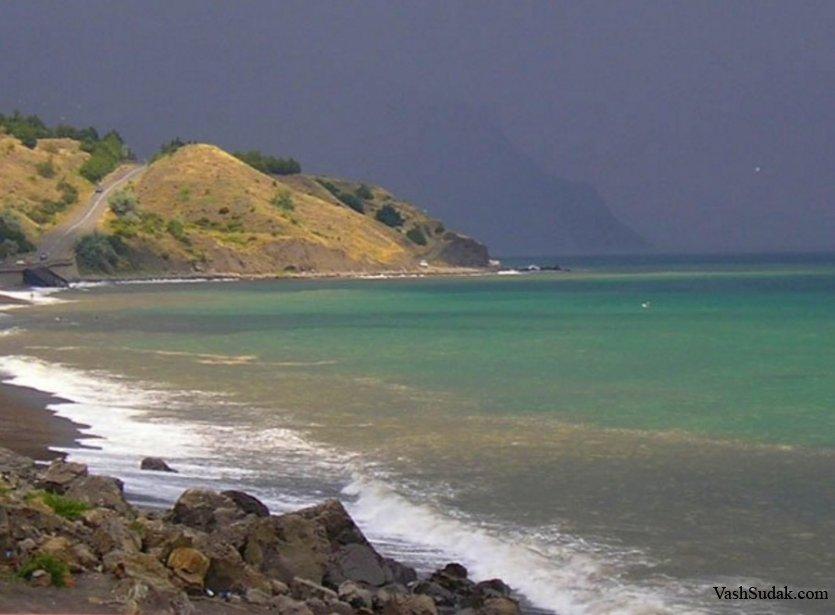 Чобан-Куле. Морское