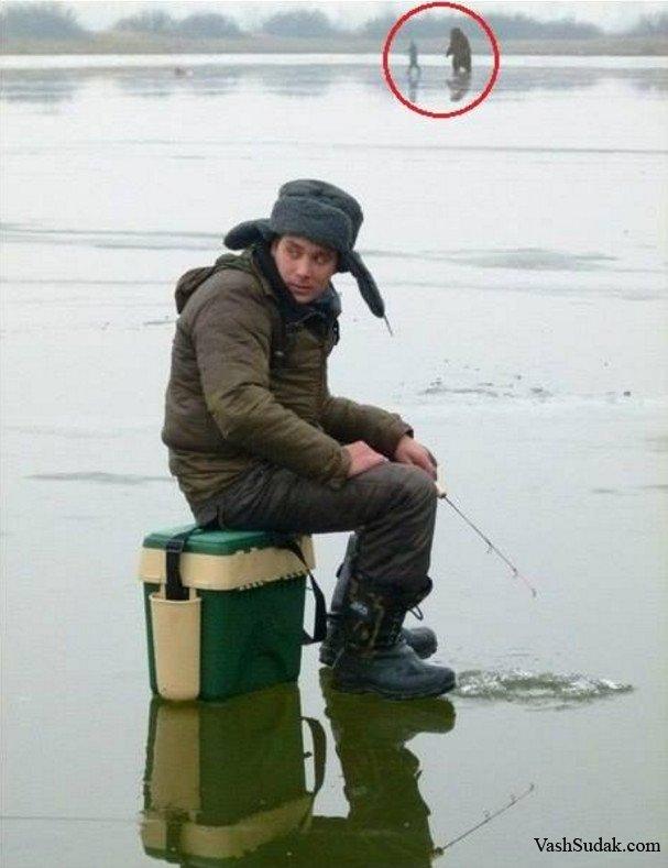 Рыбалка может быть опасной