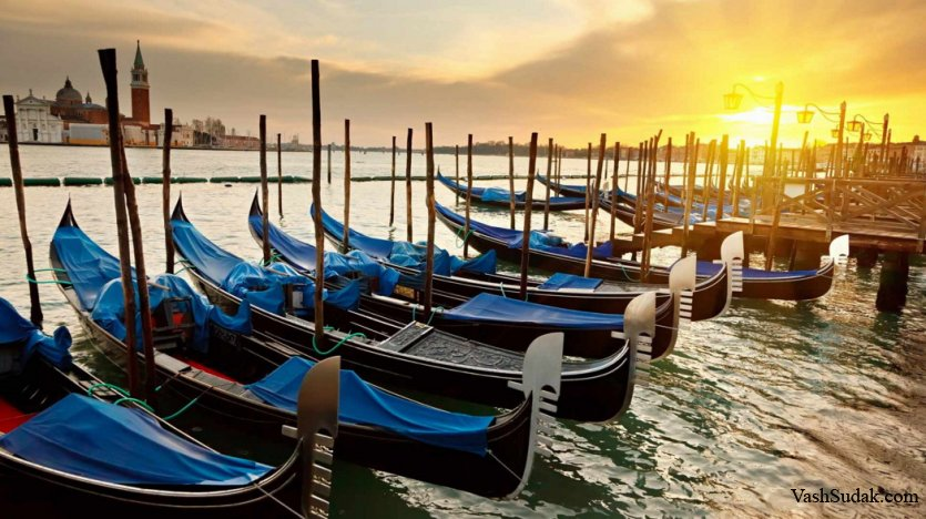 Венеция. Венецианская республика