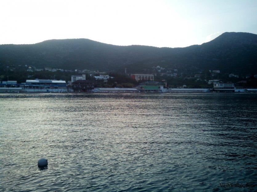 Морские экскурсии. Яхта. Новый Свет