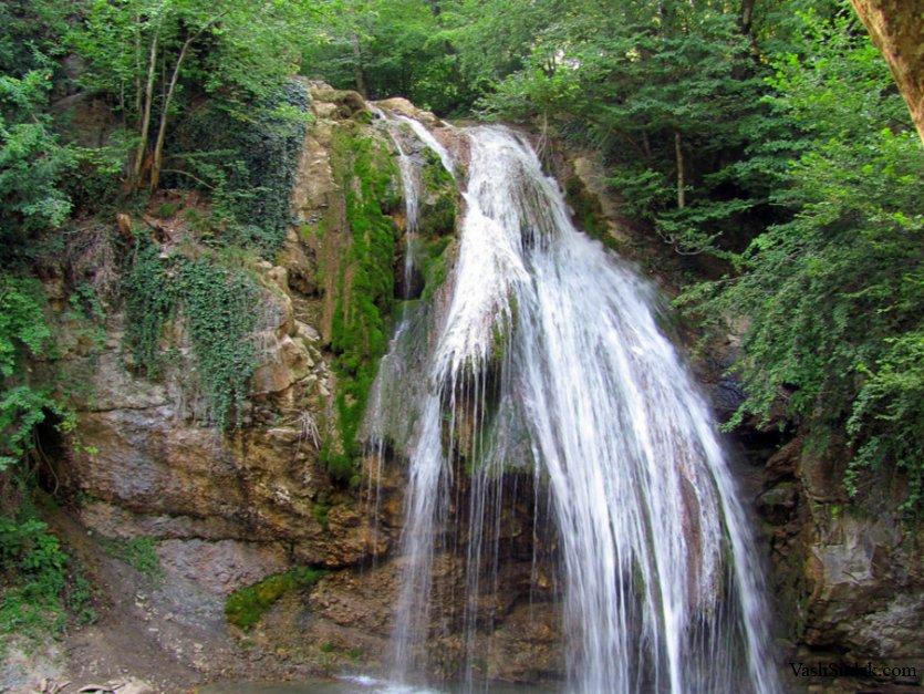 Водопад Джур-Джур. Генеральское
